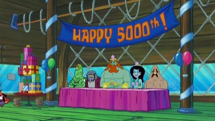 SpongeBob SquarePants Season 6 :Episode 47  The Clash of Triton