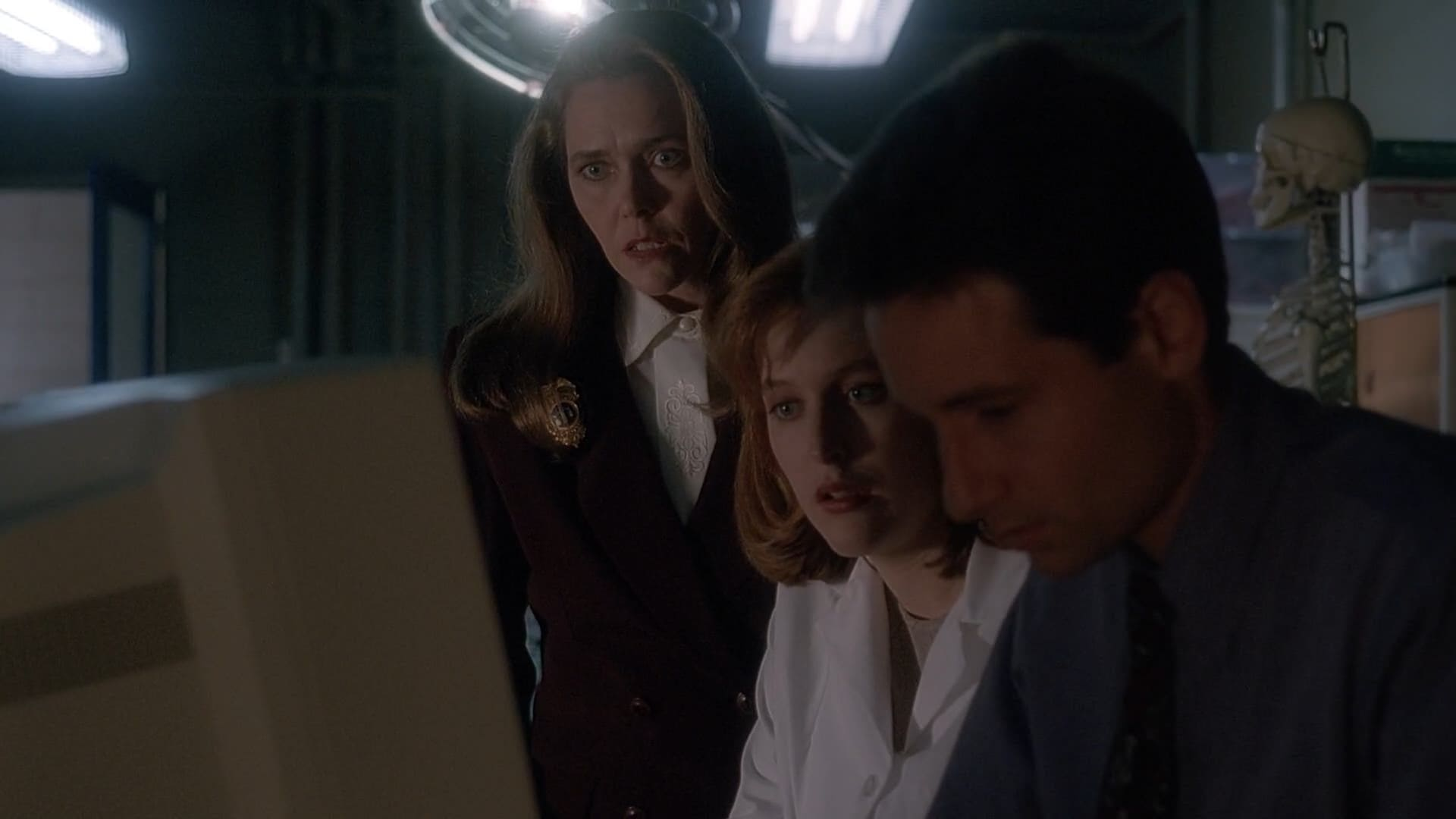 The X-Files Season 2 :Episode 12  Aubrey