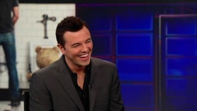 Season 17 :Episode 120  Seth MacFarlane
