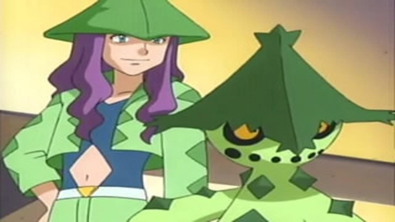 Pokémon Season 8 :Episode 11  A Cacturne for the Worse