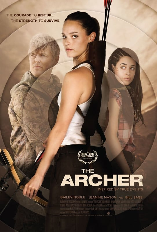 Póster The Archer