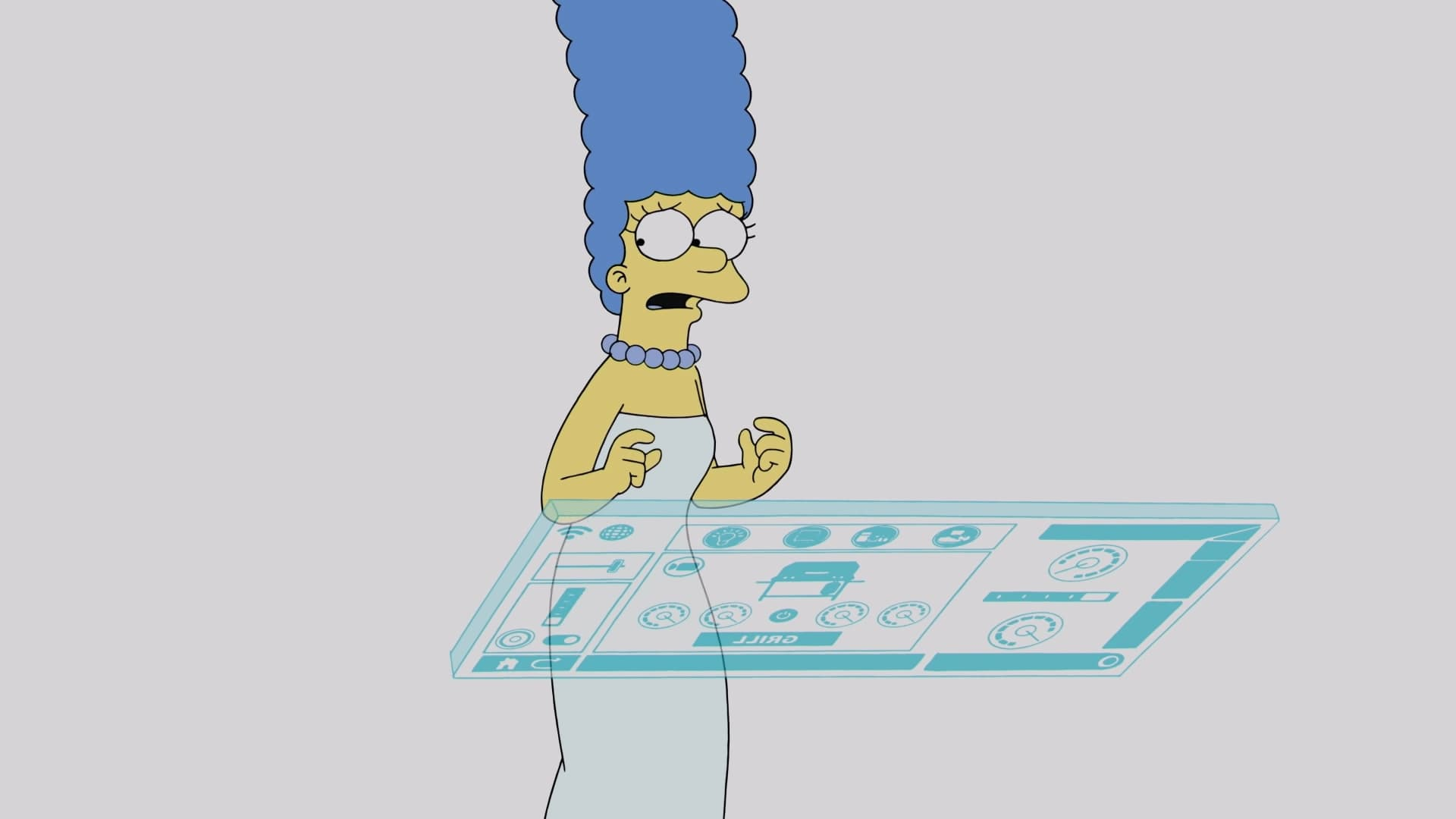 The Simpsons - Season 31 Episode 8 : Thanksgiving of horror