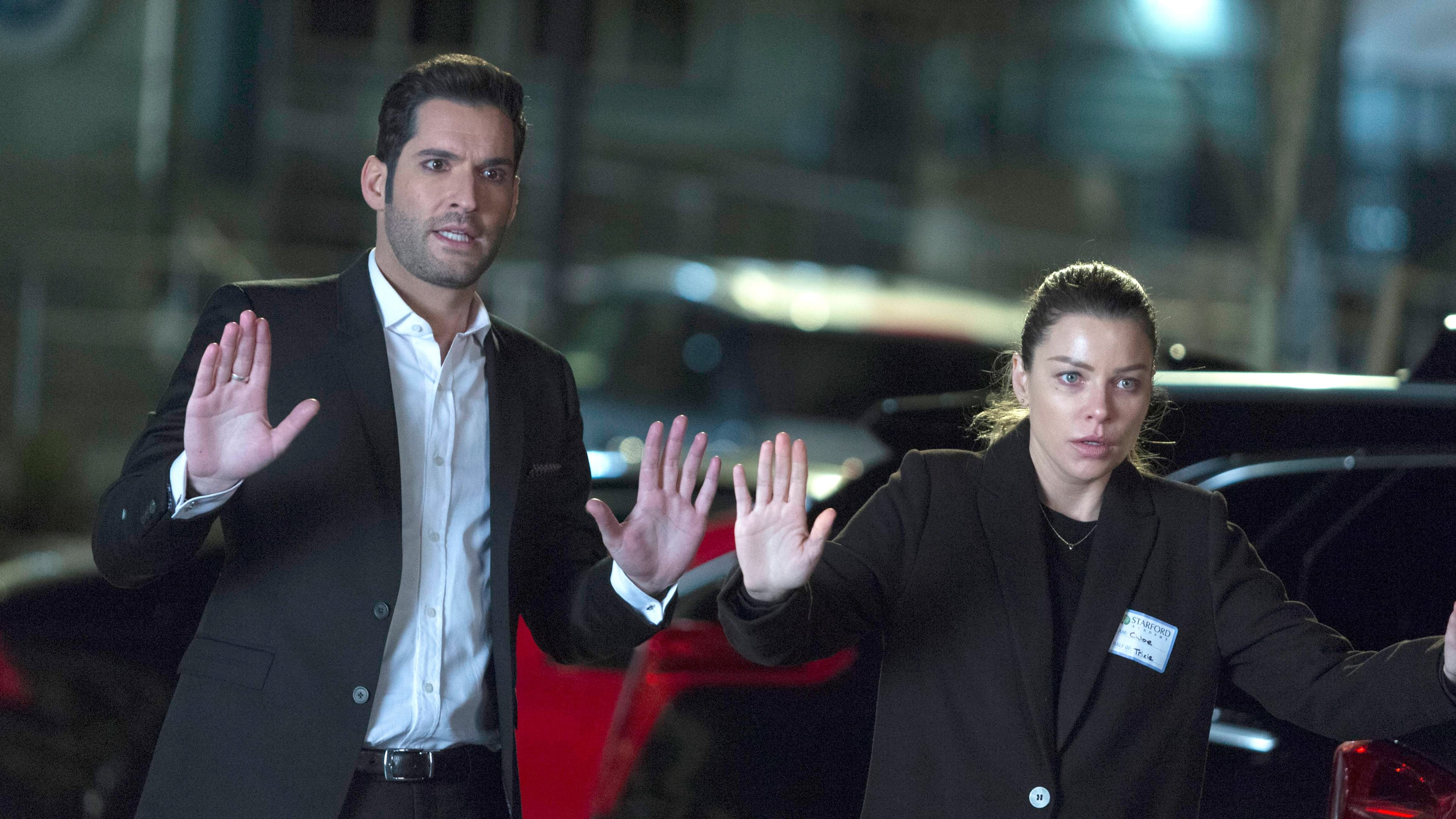 Lucifer Season 2 :Episode 15  Deceptive Little Parasite