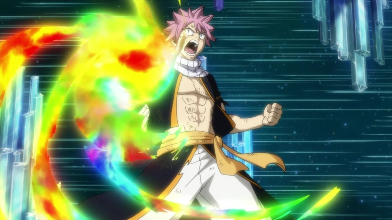 Fairy Tail Season 8 :Episode 50  Hearts Connected