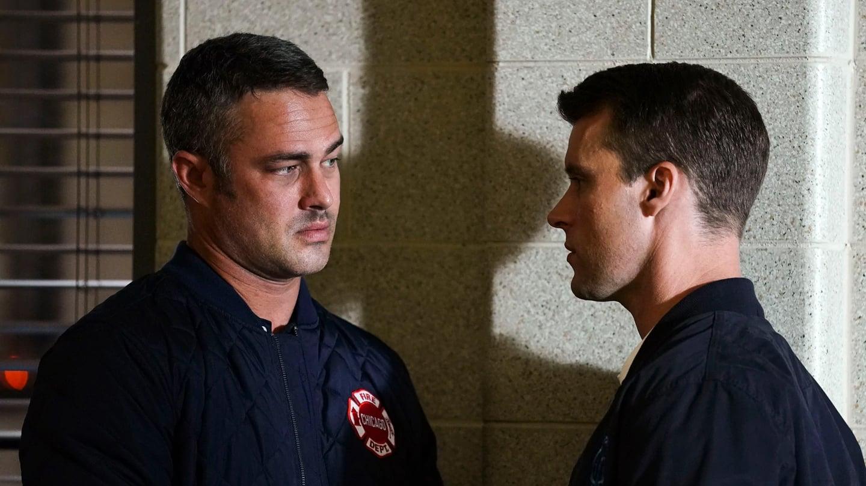 Chicago Fire Season 7 :Episode 6  Harte Worte