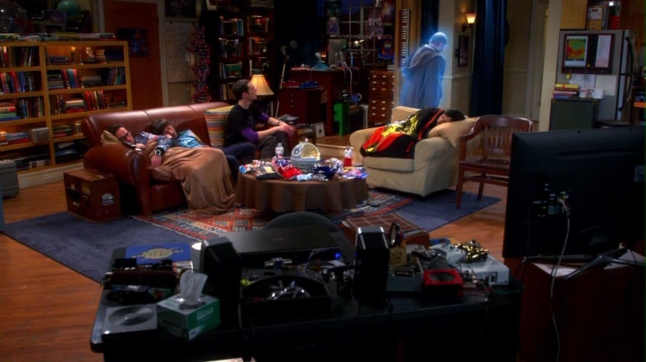 The Big Bang Theory Season 7 :Episode 22  The Proton Transmogrification