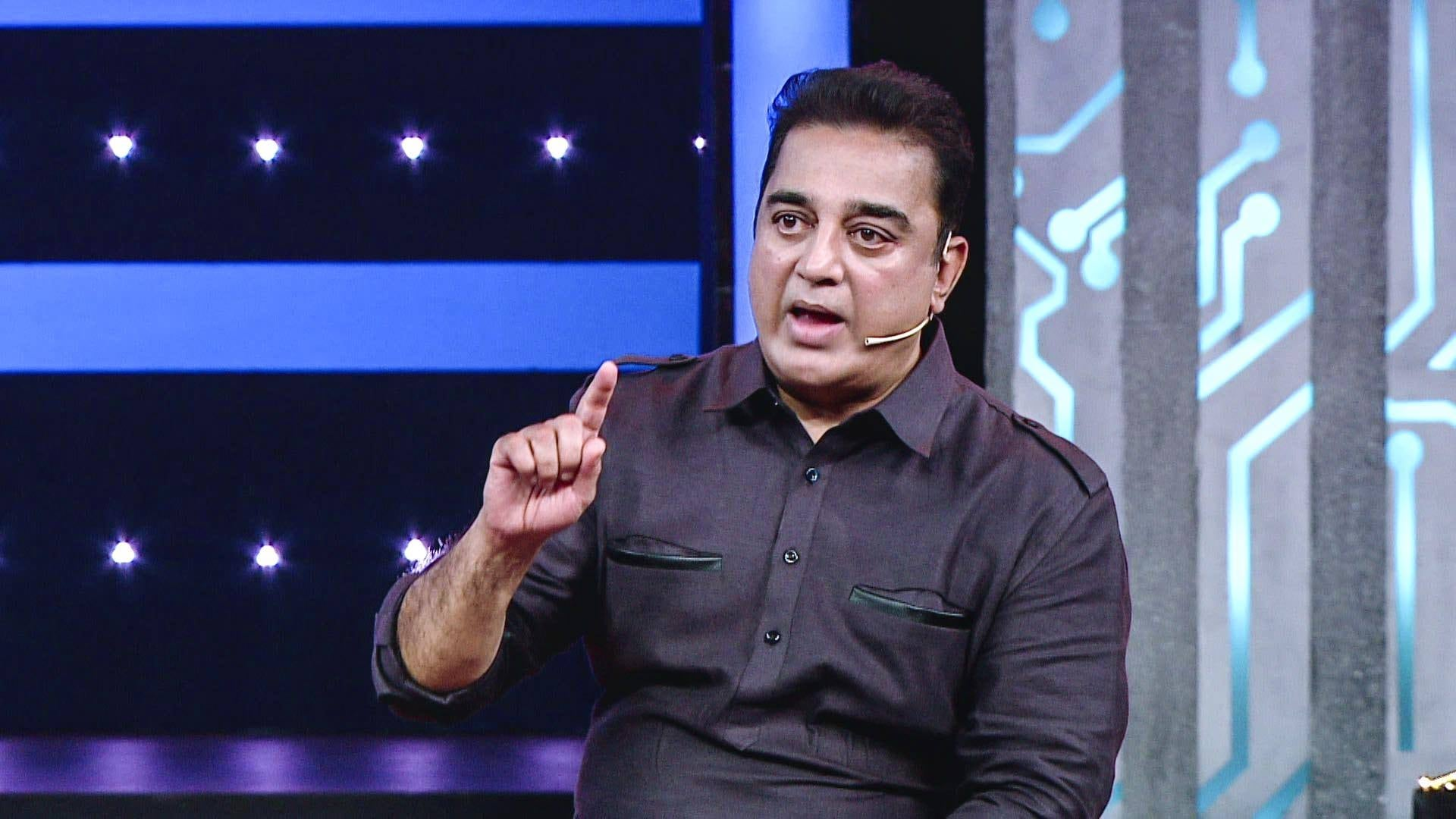 Bigg Boss Season 1 :Episode 35  Day 34: Kamal Sets Things Right