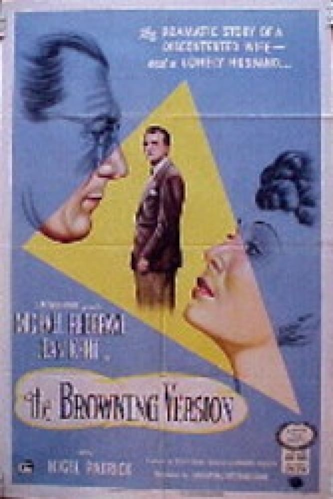 a review of the browning version film Title: the browning version (1951) 82 /10 want to share imdb's rating on your own site  was this review helpful to you yes no | report this review this .