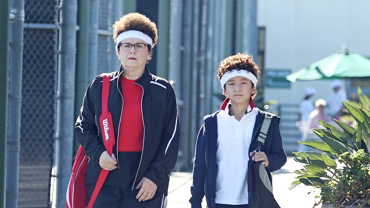 Fresh Off the Boat Season 2 :Episode 14  Michael Chang Fever