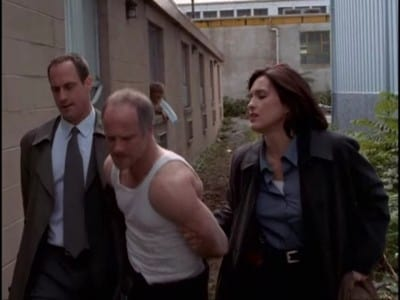 Law & Order: Special Victims Unit - Season 1 Episode 11 : Bad Blood