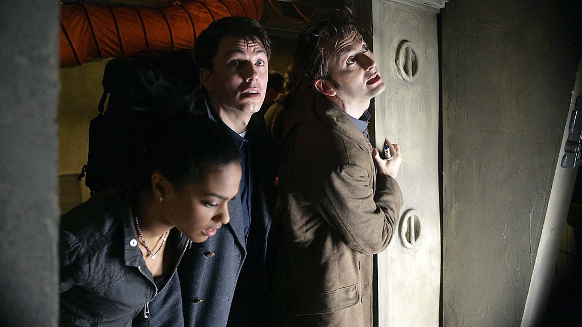 Doctor Who - Season 3 Episode 11 : Utopia (1)
