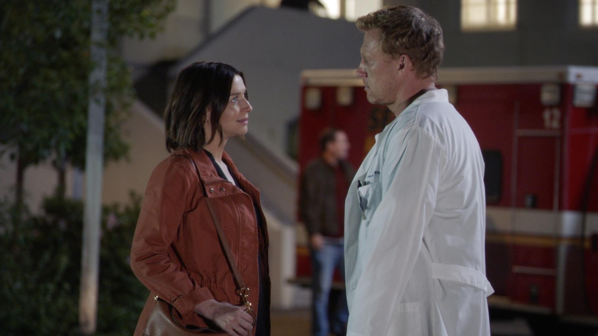 Grey's Anatomy Season 16 :Episode 7  Folge 7