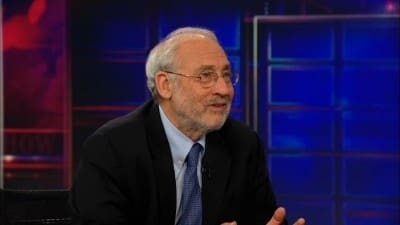 Season 17 :Episode 129  Joseph Stiglitz