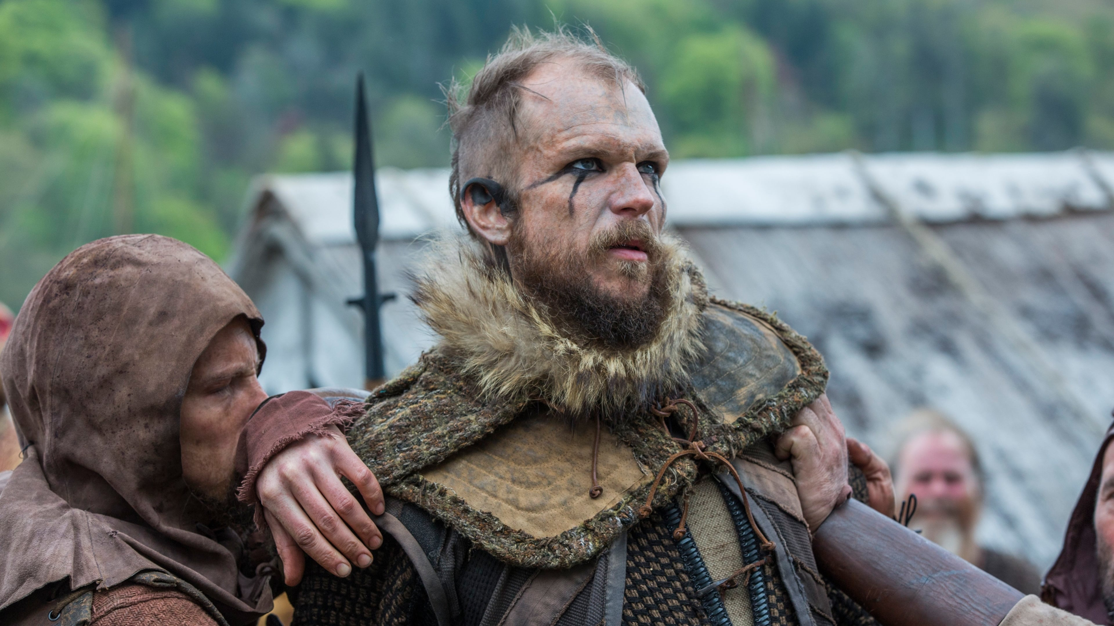 Vikings Season 4 :Episode 1  A Good Treason