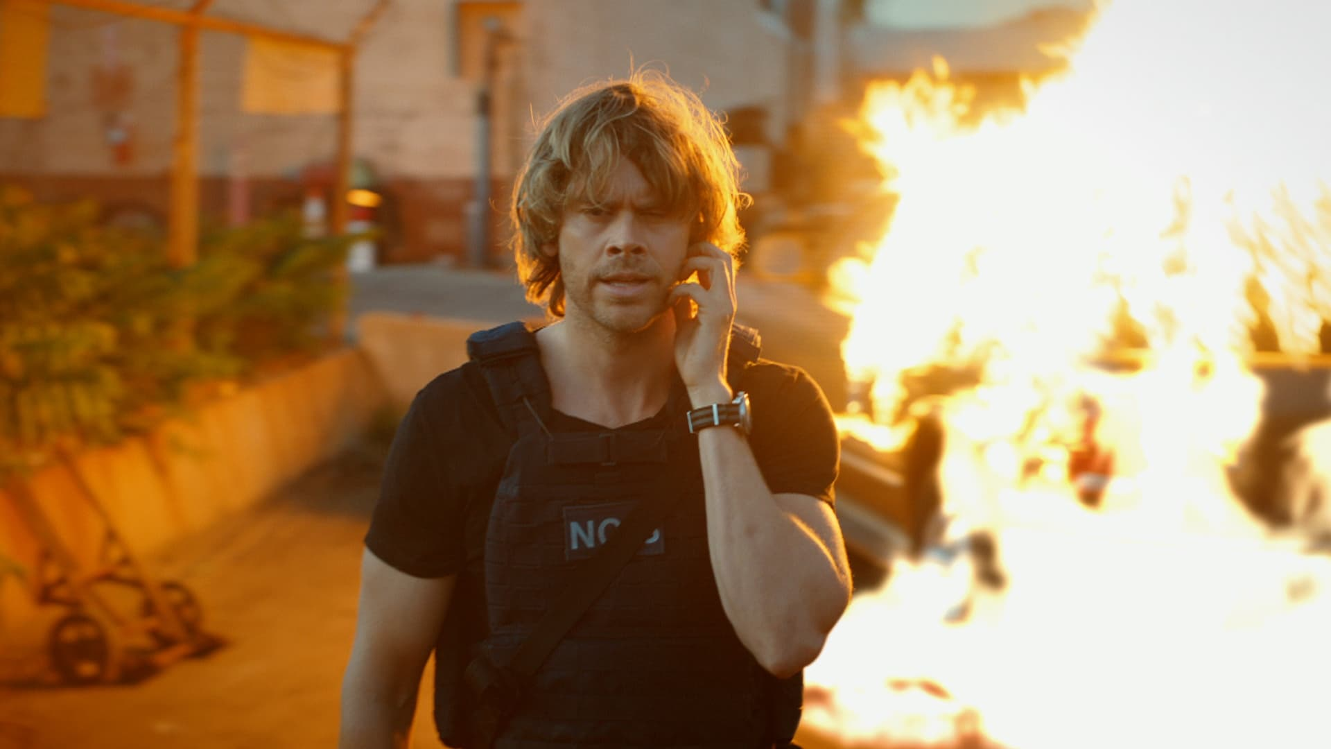 NCIS: Los Angeles Season 8 :Episode 6  Home Is Where the Heart Is