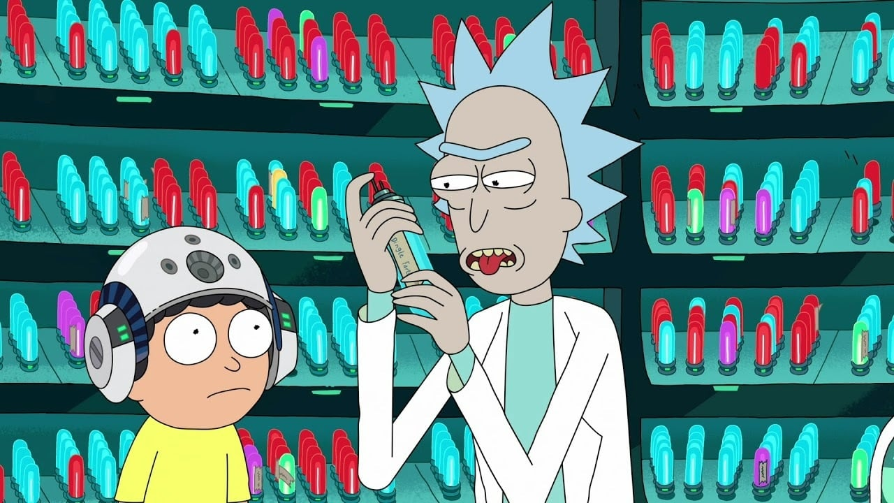 Rick and Morty Season 3 :Episode 8  Morty's Mind Blowers