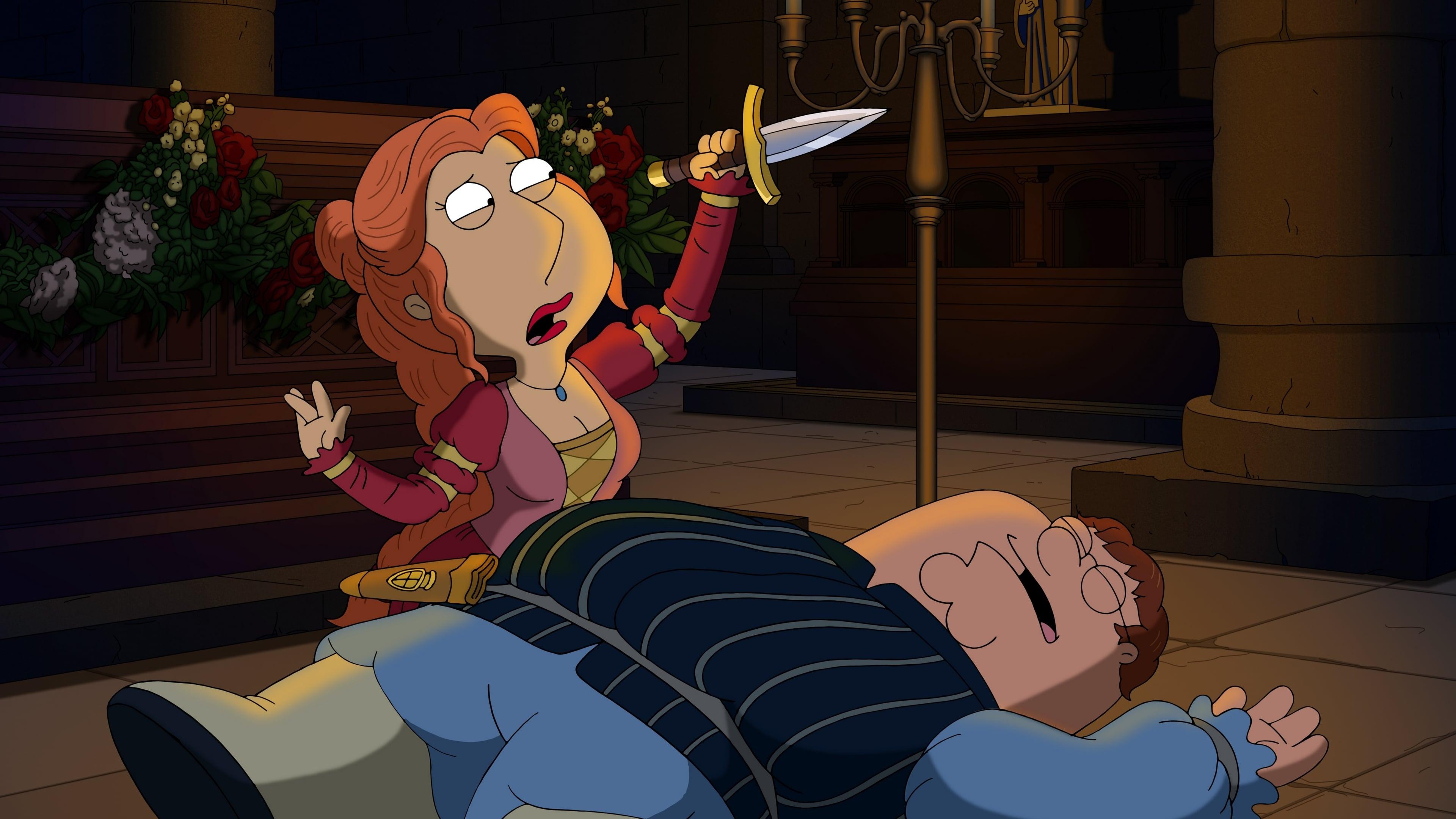 Family Guy - Season 18 Episode 7 : Heart Burn