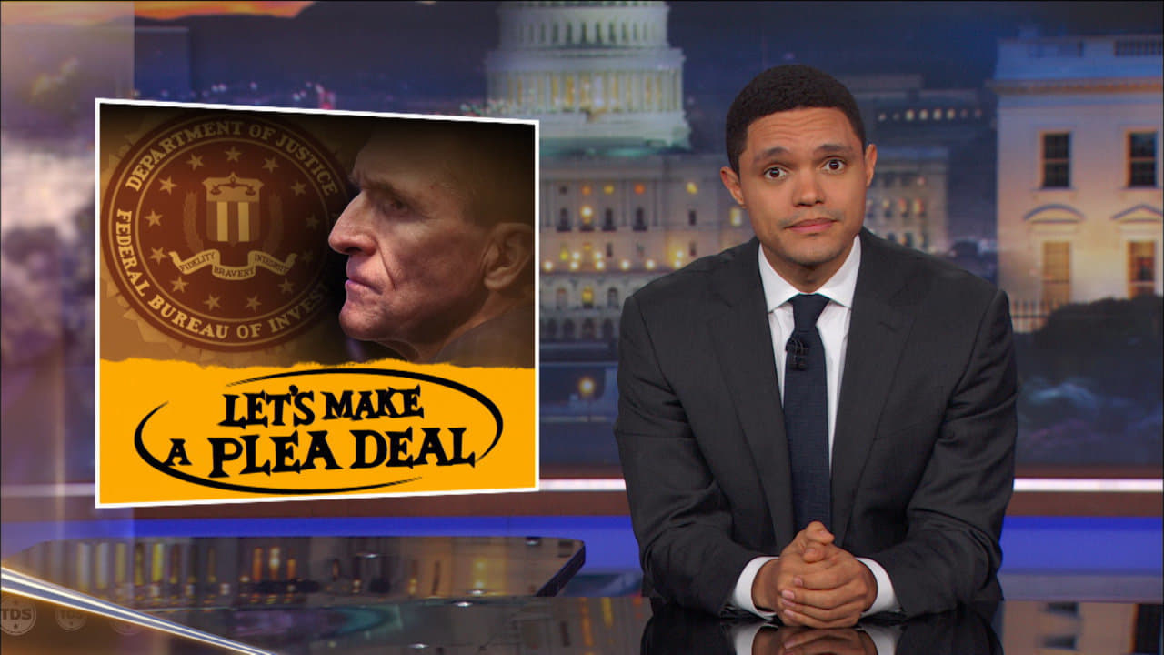 The Daily Show with Trevor Noah Season 23 :Episode 29  Frankie Shaw