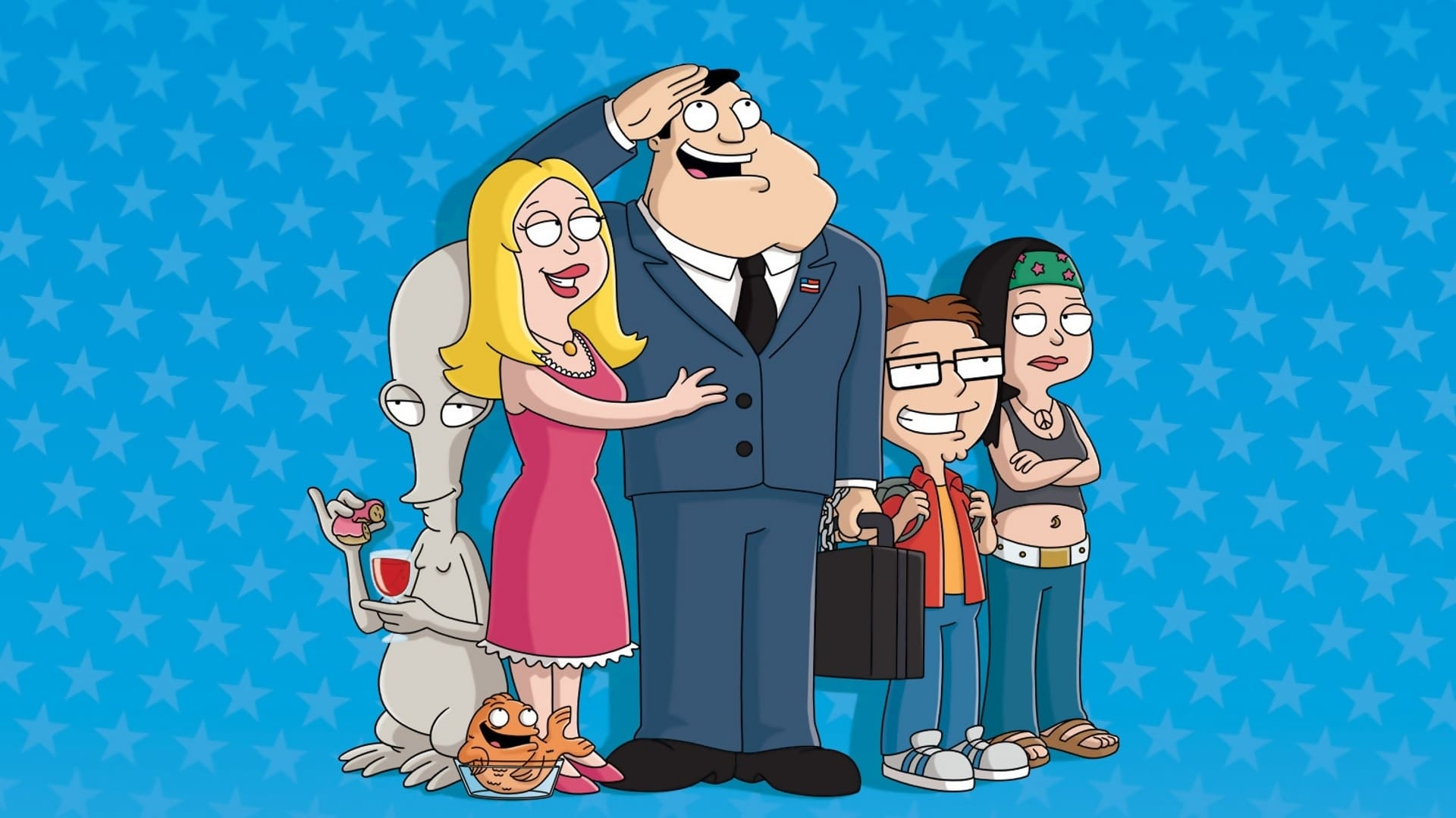 American Dad! - Season 12