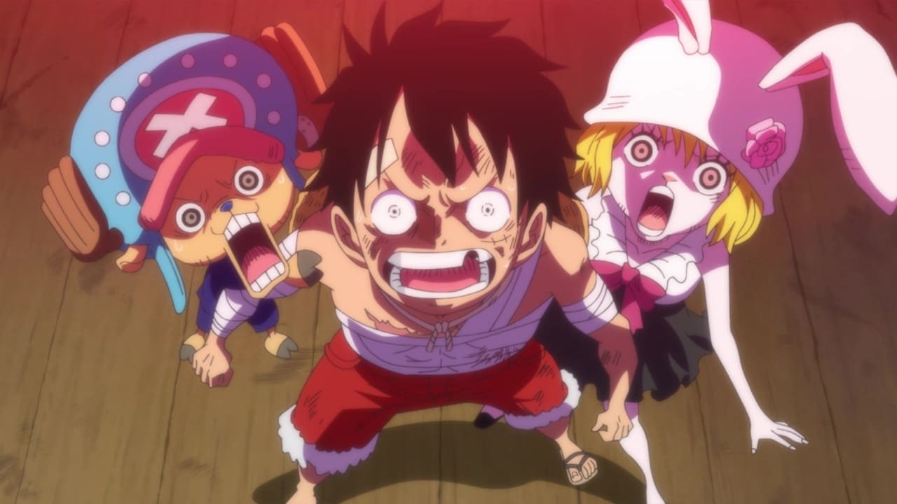 One Piece Season 19 :Episode 875  A Captivating Flavor! Sanji's Cake of Happiness!