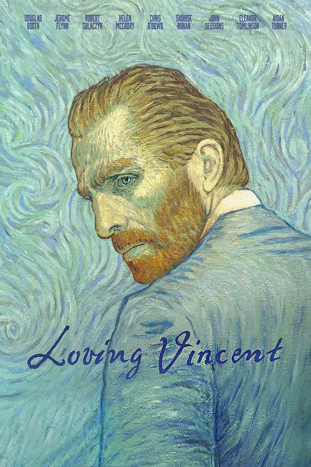 Com Amor, Van Gogh Torrent (2018) Dual Áudio Dublado BluRay 1080p Download