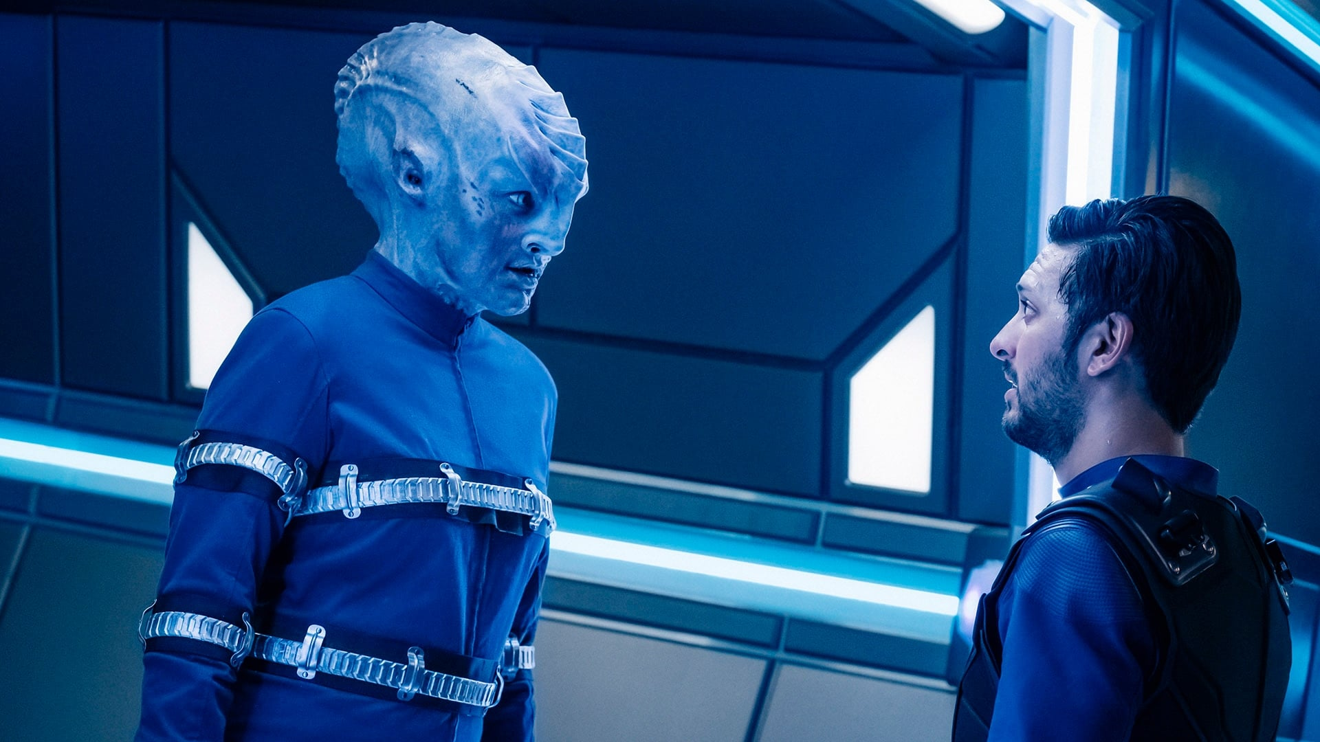 Star Trek: Discovery Season 1 :Episode 10  Despite Yourself