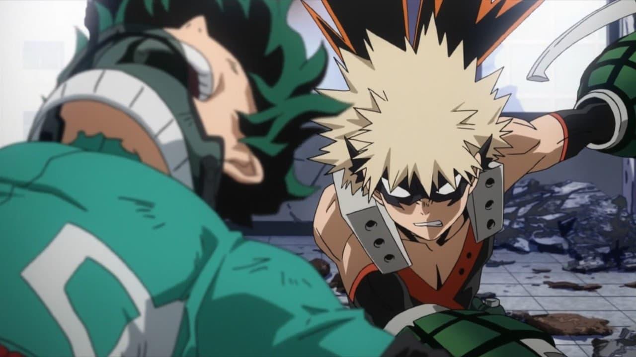 My Hero Academia Season 1 :Episode 7  Deku vs. Kacchan