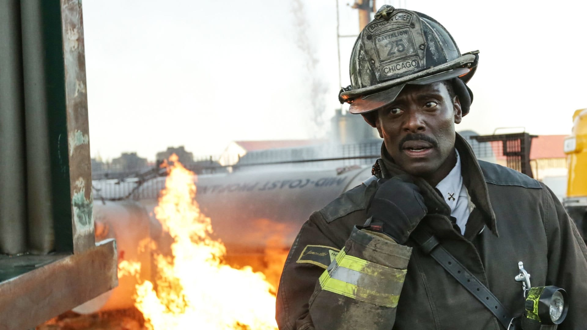 Chicago Fire Season 2 :Episode 7  Keine Reue