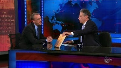 The Daily Show with Trevor Noah Season 15 :Episode 105  Edward Kohn