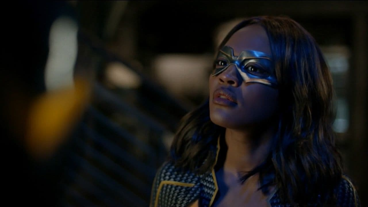 Black Lightning - Season 3 Episode 10 : The Book of Markovia: Chapter One: Blessings and Curses Reborn