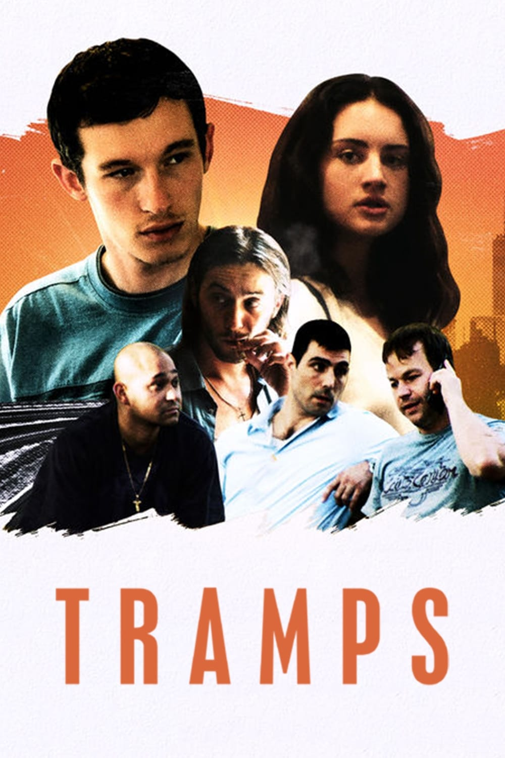 Póster Tramps