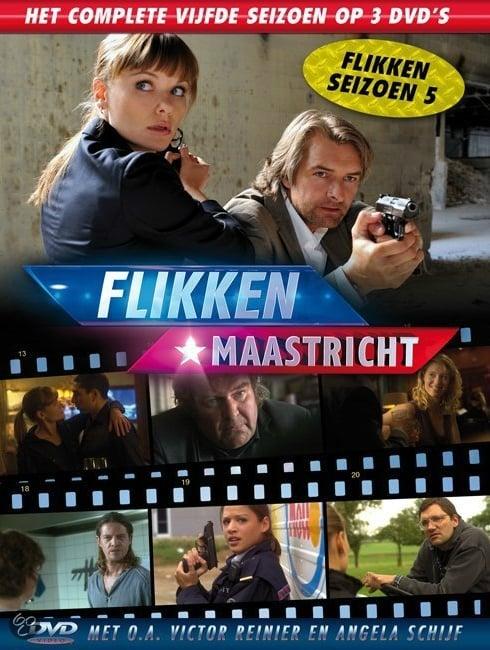 Flikken Maastricht Season 5