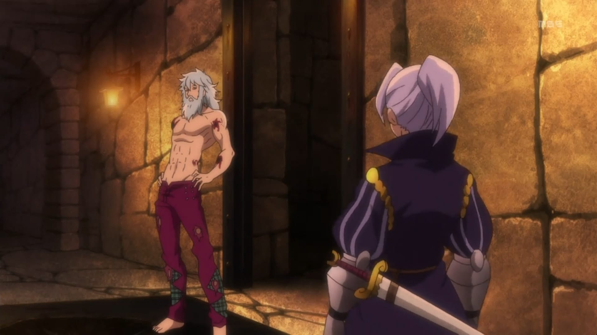 The Seven Deadly Sins Season 1 :Episode 4  A Young Girl's Dream