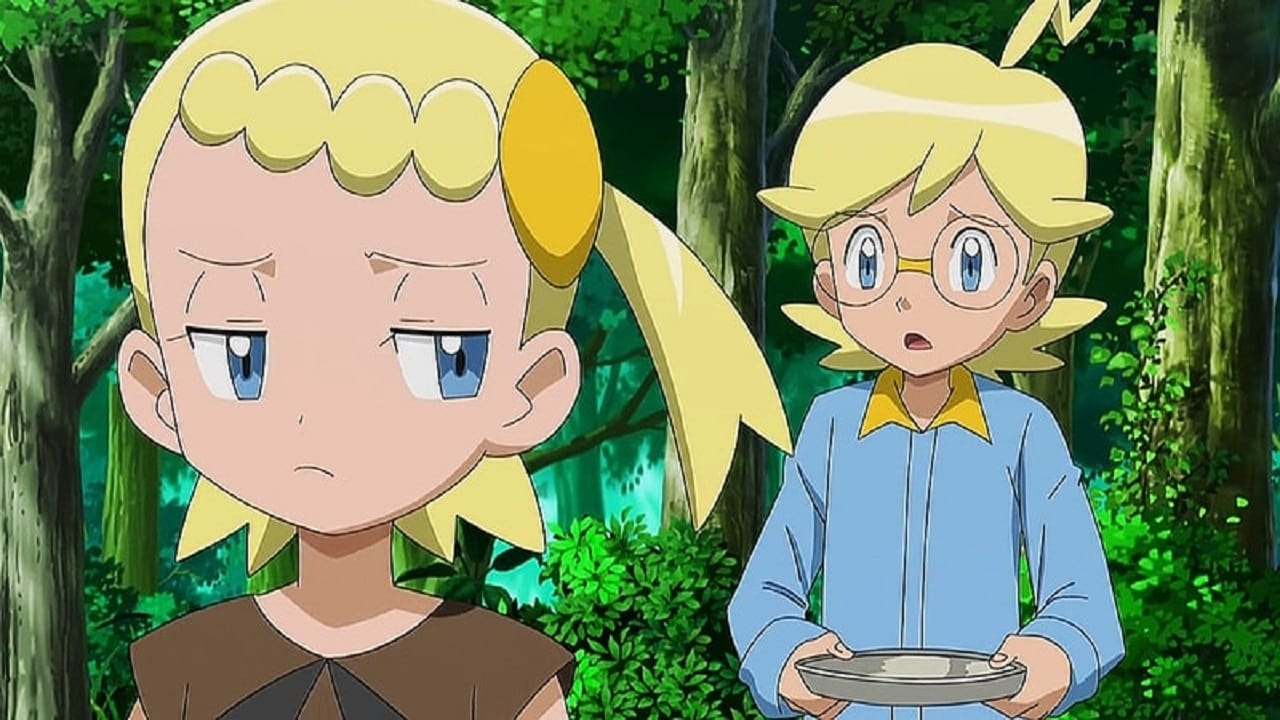 Pokémon Season 17 :Episode 45  The Clumsy Crier Quiets the Chaos!