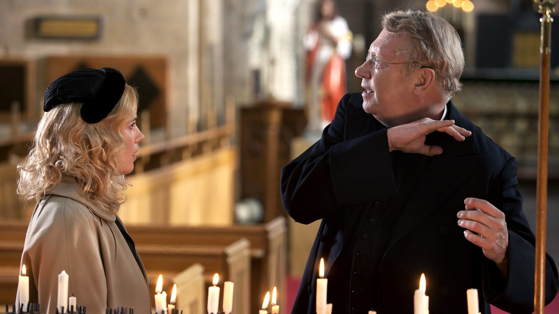 Father Brown Season 2 :Episode 9  The Grim Reaper