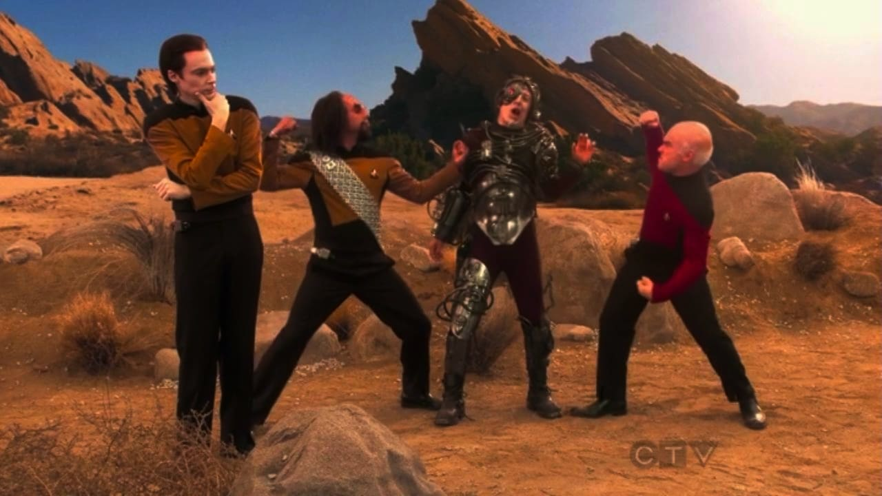 The Big Bang Theory Season 6 :Episode 13  The Bakersfield Expedition