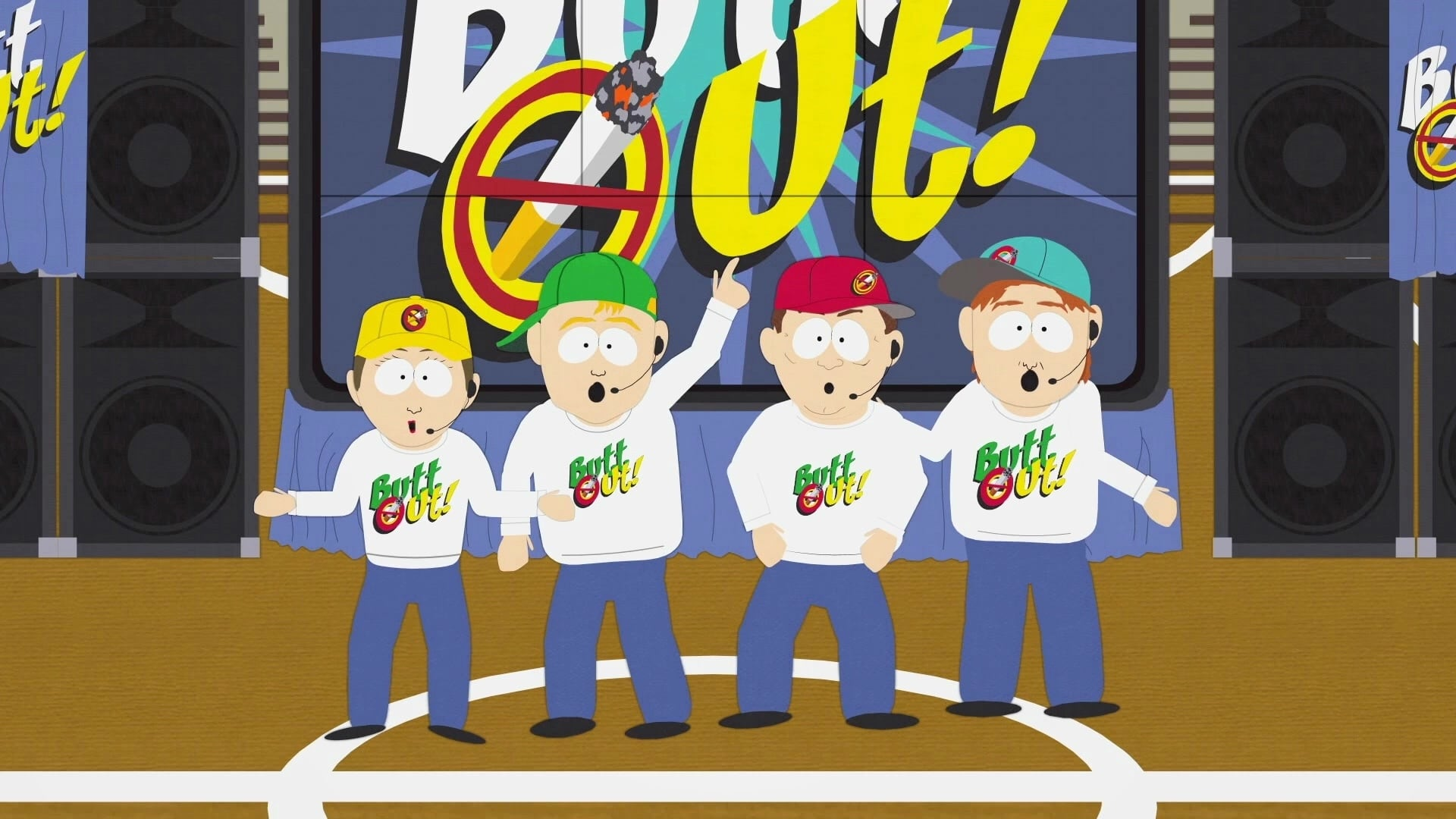 South Park Season 7 :Episode 13  Butt Out