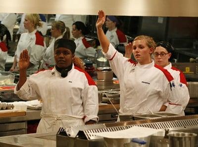 hells kitchen season 4 episode 1 15 chefs compete - Hells Kitchen Season 1 Episode 1