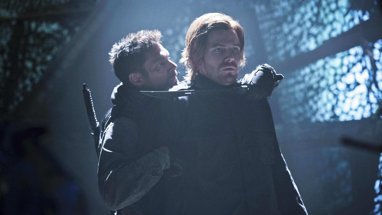Arrow Season 1 :Episode 13  Verrat