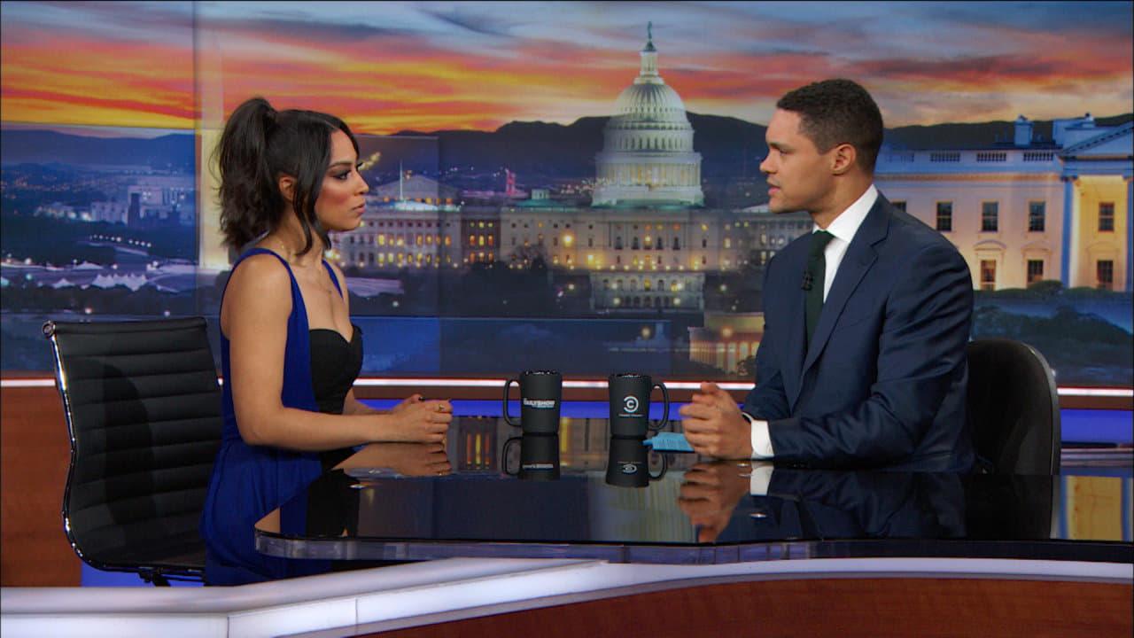 The Daily Show with Trevor Noah Season 23 :Episode 54  Angela Rye