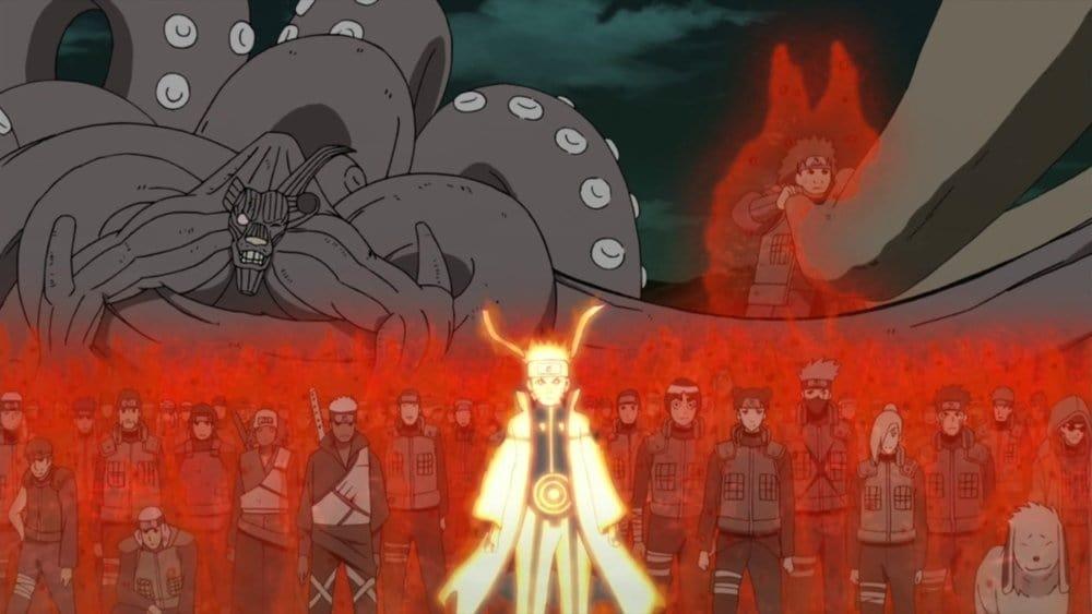 Naruto Shippūden Season 17 :Episode 365  Those Who Dance in the Shadows