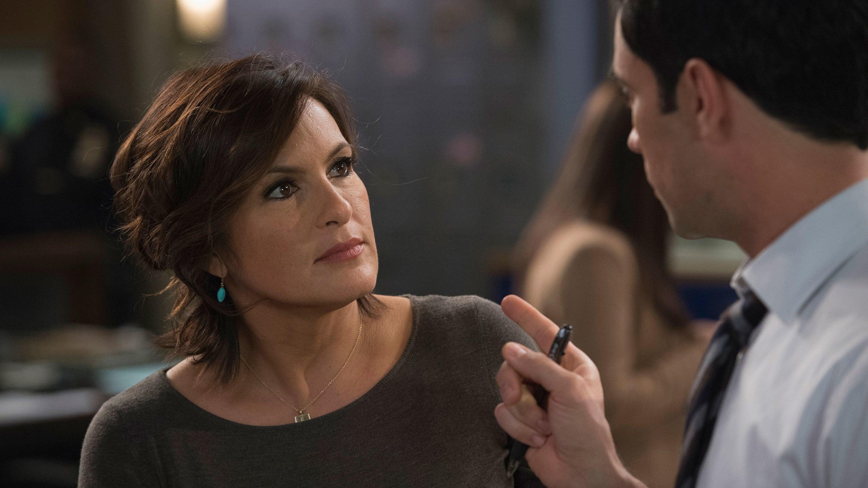Law & Order: Special Victims Unit Season 15 :Episode 9  Rapist Anonymous