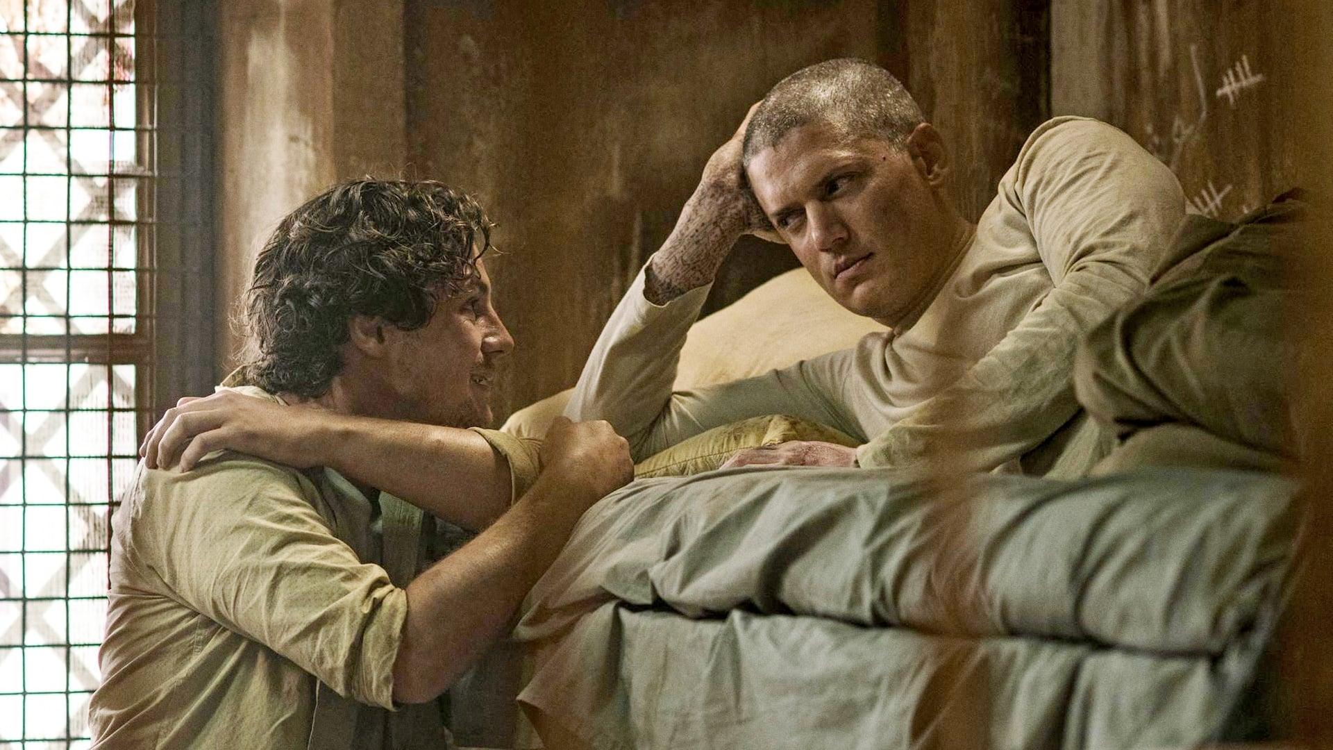 Prison Break - Season 5 Episode 2 : Kaniel Outis