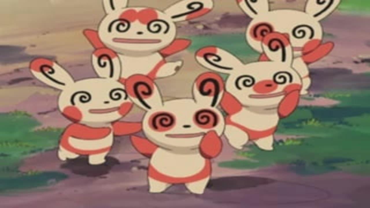 Pokémon Season 7 :Episode 17  Going for a Spinda