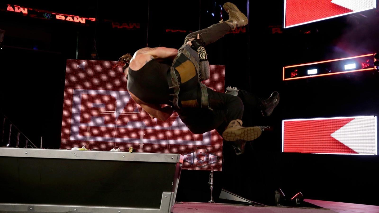 WWE Raw Season 26 :Episode 37  September 10, 2018 (New Orleans, LA)