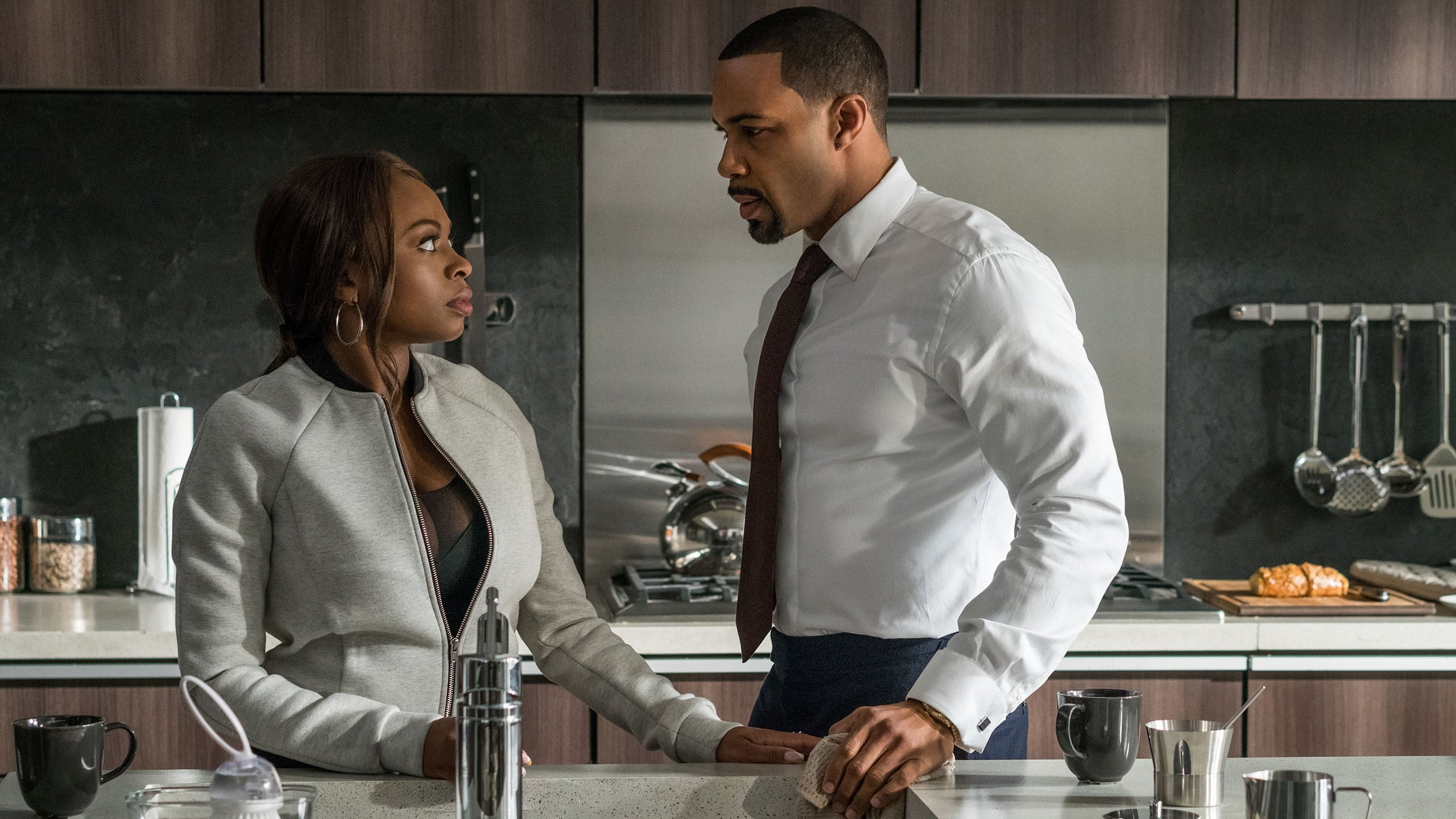 Power Season 4 :Episode 6  New Man