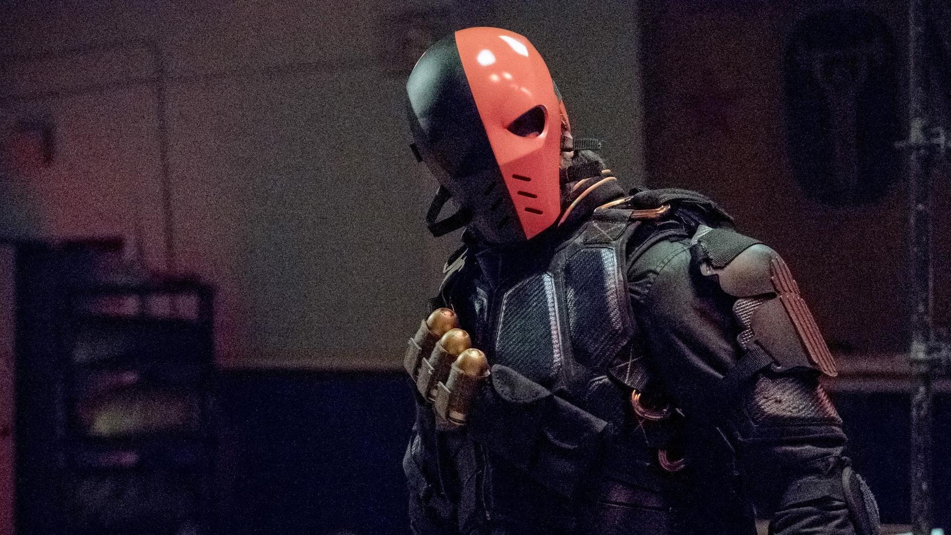 Arrow Season 6 :Episode 5  Deathstroke Returns