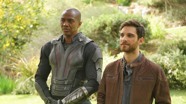 Marvel's Agents of S.H.I.E.L.D. Season 5 :Episode 12  Ein echter Held