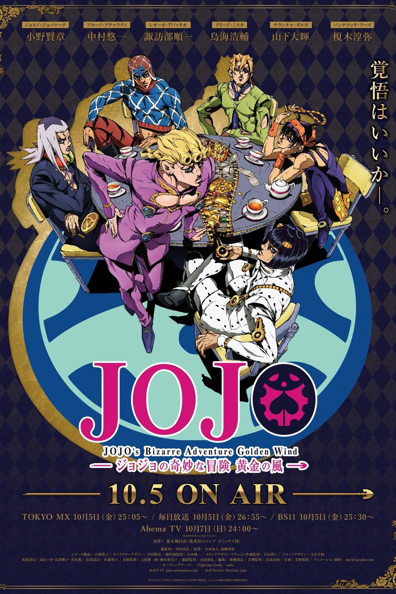 JoJo's Bizarre Adventure Season 4