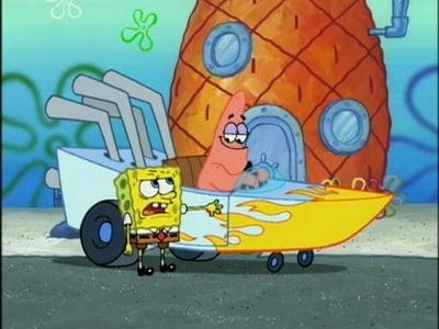 SpongeBob SquarePants Season 4 :Episode 31  Driven to Tears
